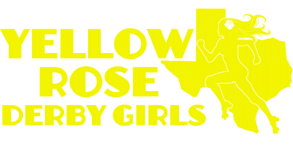 Yellow Rose Derby Girls